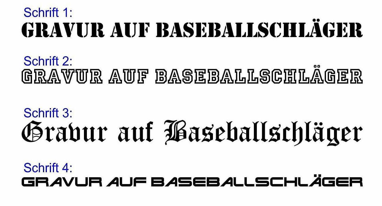 Schriften-Auswahl-Baseballschlaeger-alu