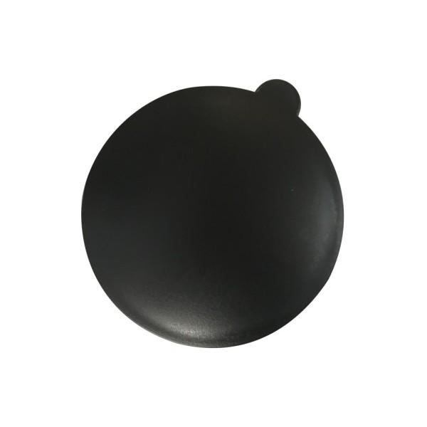 einfacher Deckel aus Kunststoff passend 0,3l Becher (68mm Innenmaß)