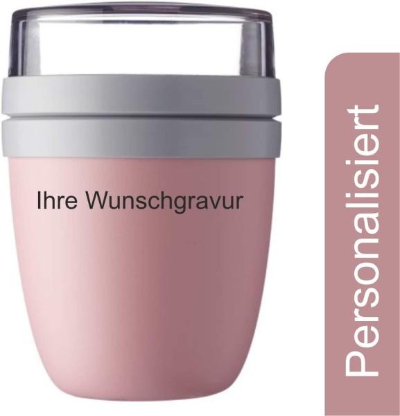 Mepal Lunch Pot Ellipse 500ml - Nordic Pink