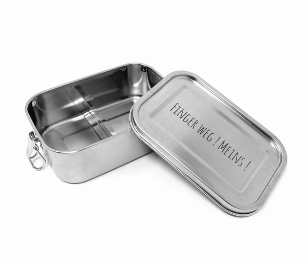 Lunchbox Neu Schnappverschluss