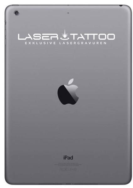 Apple iPad Air Gravur